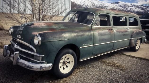 1949 Pontiac National Limo