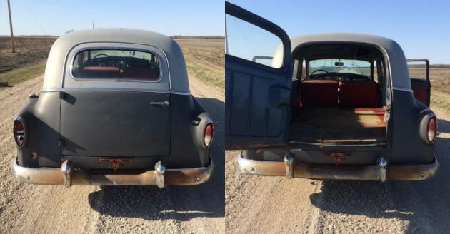 1954 Pontiac Delivery