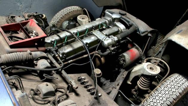 1955 Aston Martin DB2-4 3