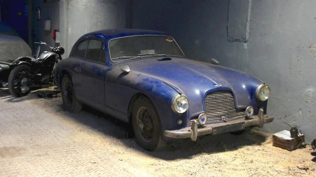 1955 Aston Martin DB2-4 MK1
