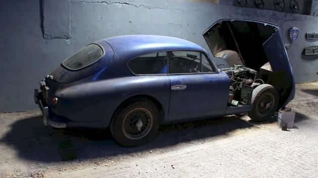 1955 Aston Martin DB24