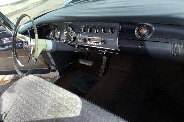 1955 Imperial Sedan Interior