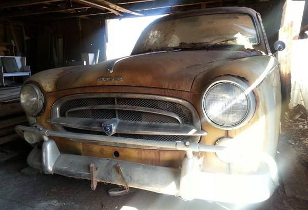 1960 Peugeot Model 403