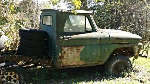 1964 Chevy K10 Shortbed 2