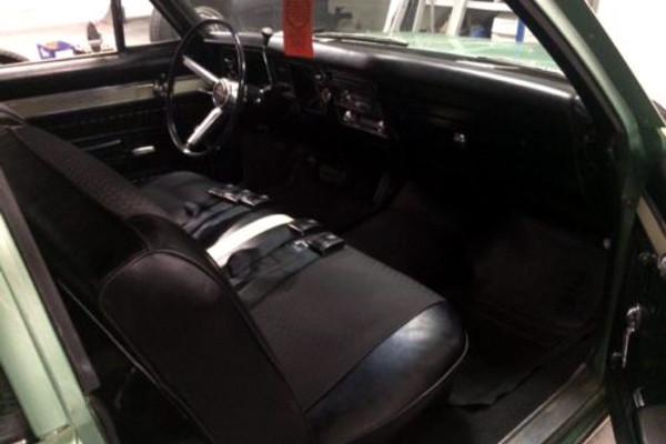 1968 Chevelle Interior