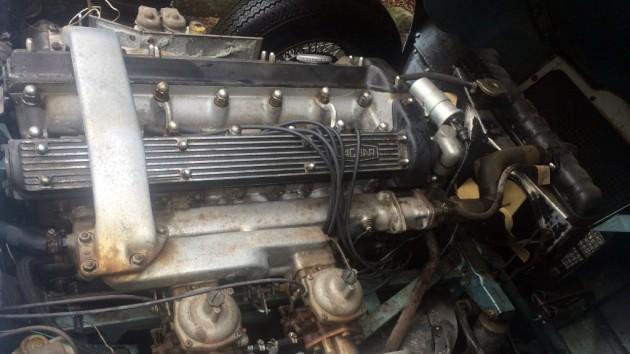 1968 Jaguar E-Type 4