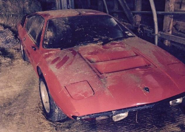 1972 Lamborghini Urraco SP250