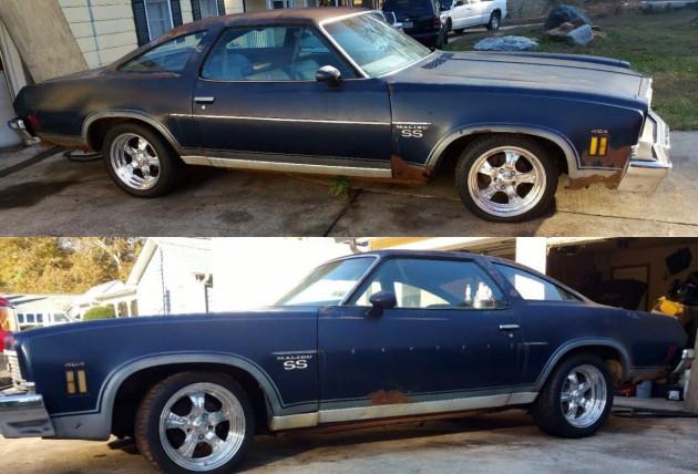 1973 Chevelle SS 454