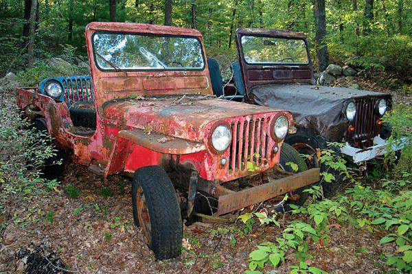 Free Jeeps