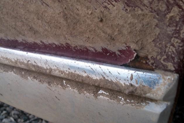 Lincoln Rust Spot