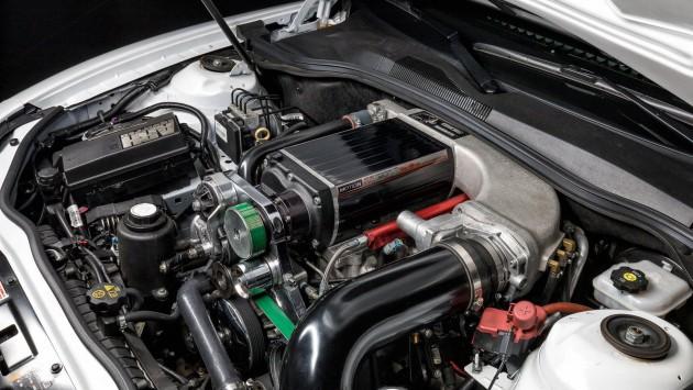 Supercharged 427 V8