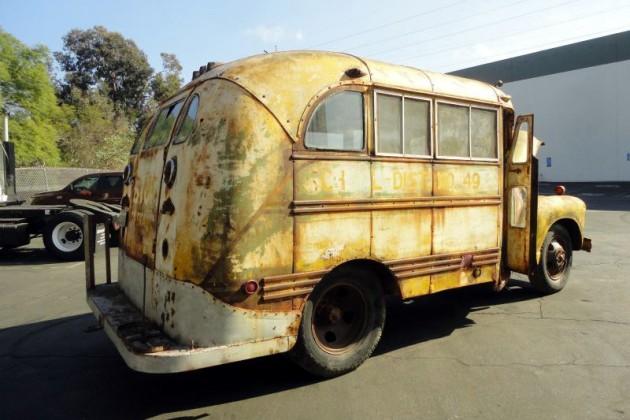The Shortest Bus