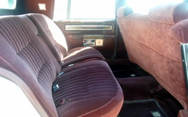 Third Row Seat