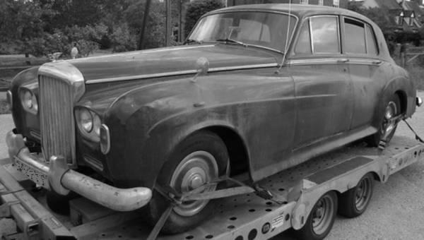 040516 Barn Finds - 1963 Bentley S3 - 1