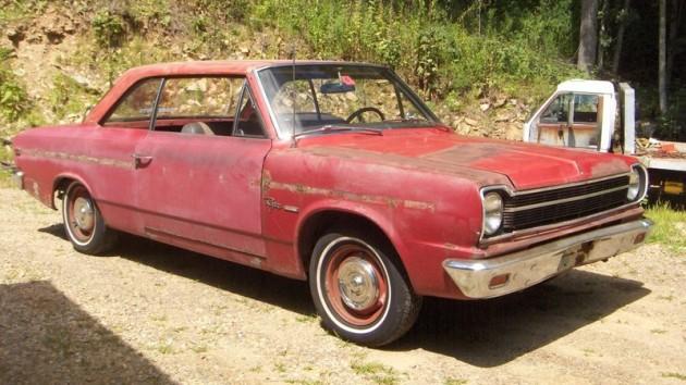 040516 Barn Finds - 1969 AMC Rambler Rogue - 1
