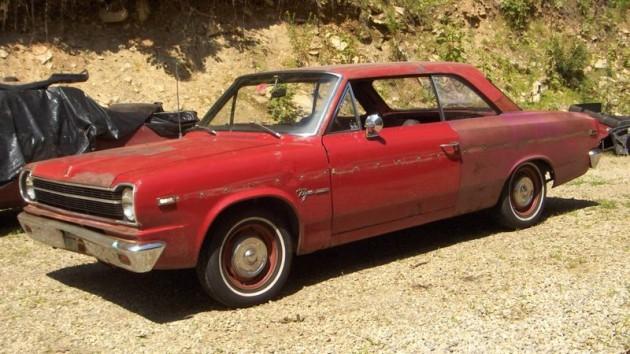 040516 Barn Finds - 1969 AMC Rambler Rogue - 2