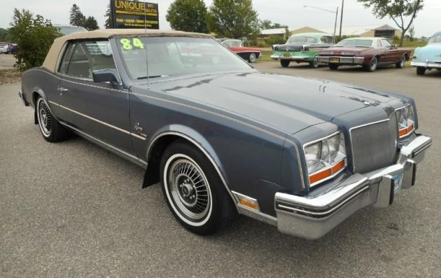 040616 Barn Finds - 1984 Buick Riviera Turbo - 1