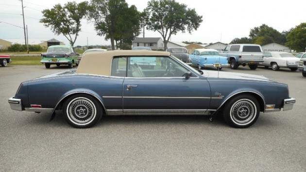 040616 Barn Finds - 1984 Buick Riviera Turbo - 3