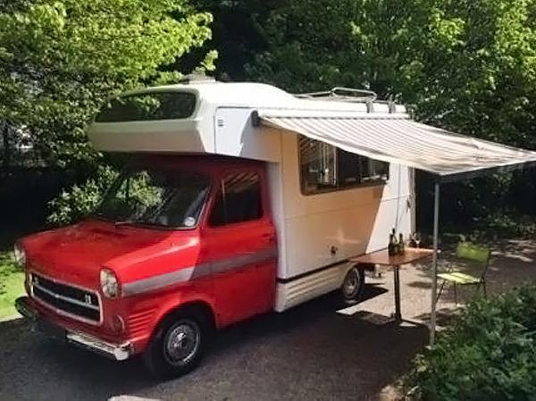 041016 Barn Finds - 1973 Ford Transit Mk1 Camper - 2