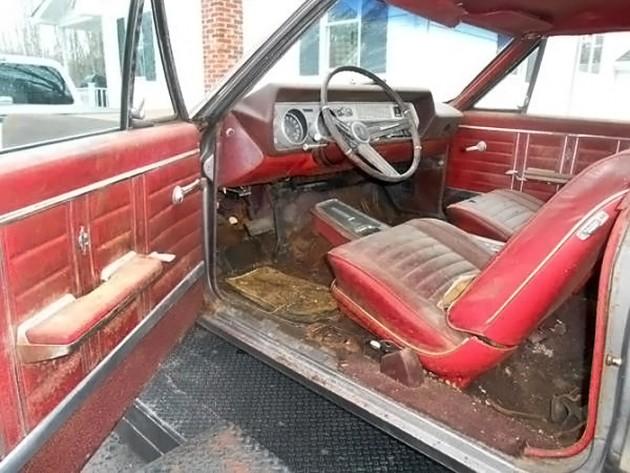 041116 Barn Finds - 1967 Oldsmobile 442 - 3