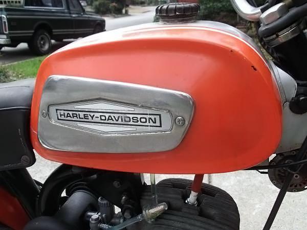 041216 Barn Finds - 1969 Harley Davidson Rapido - 4