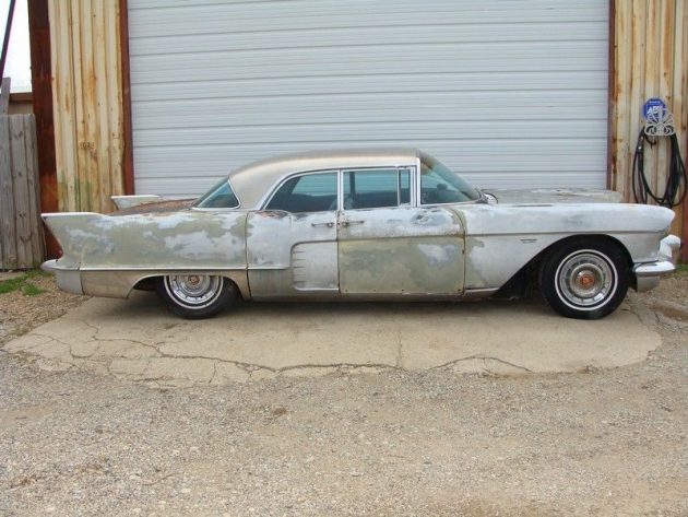 041316 Barn Finds - 1958 Cadillac Eldorado Brougham - 2