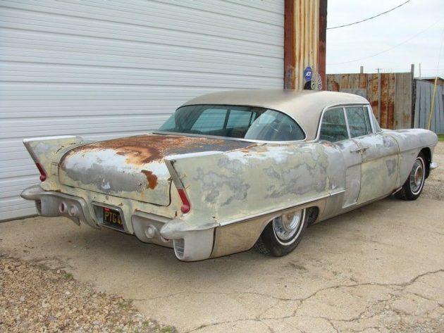 041316 Barn Finds - 1958 Cadillac Eldorado Brougham - 4