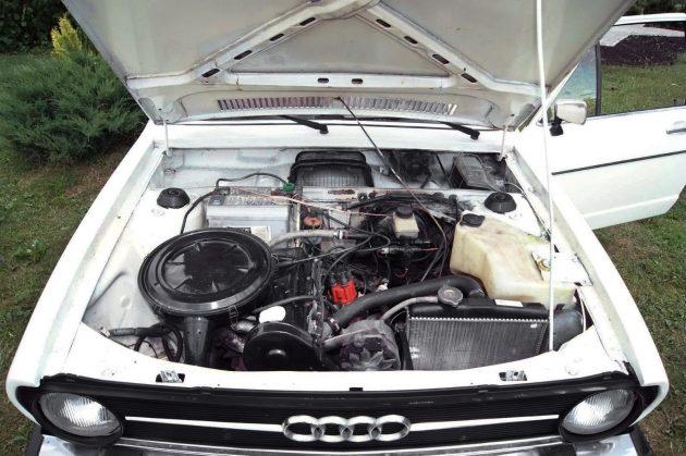 041516 Barn Finds - 1975 Audi 80L - 5