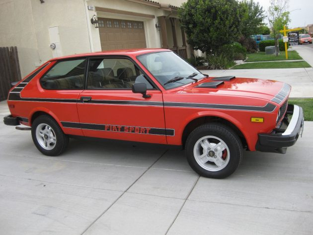 041716 Barn Finds - 1978 Fiat 128 SPORT 3P - 1