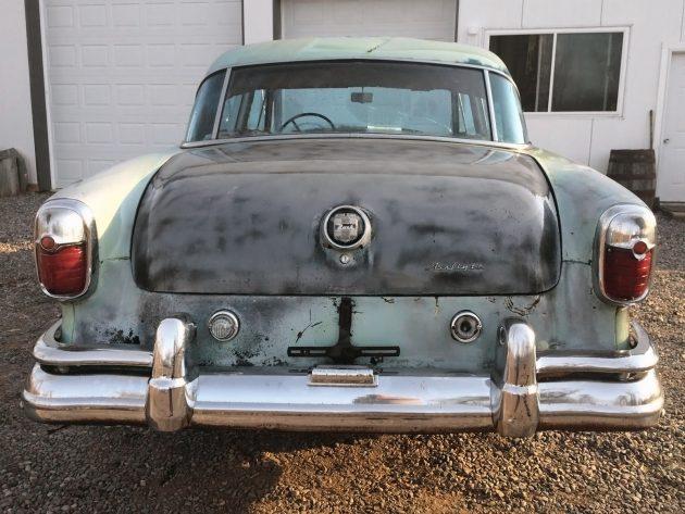 042116 Barn Finds - 1953 Nash Ambassador Airflyte - 3