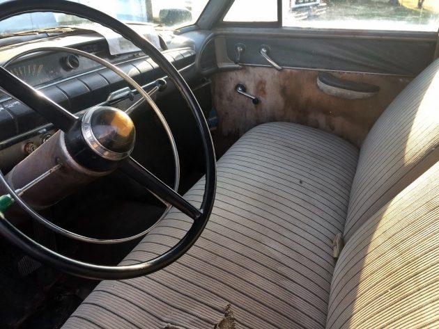 042116 Barn Finds - 1953 Nash Ambassador Airflyte - 5
