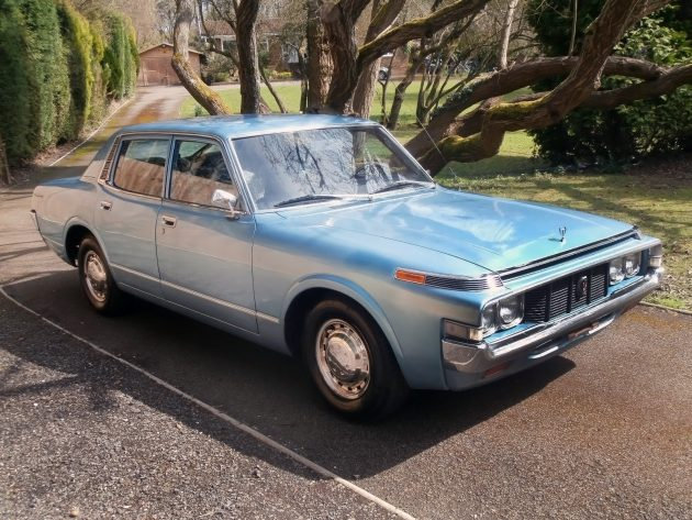 042116 Barn Finds - 1974 Toyota Crown - 1