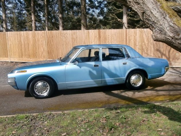 042116 Barn Finds - 1974 Toyota Crown - 2