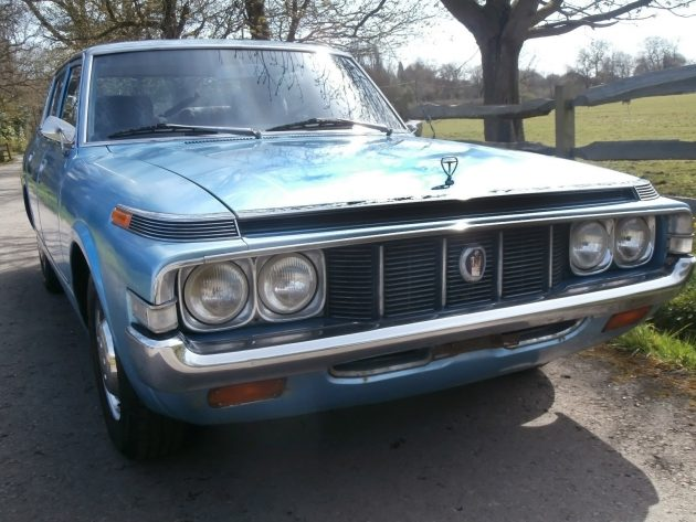 042116 Barn Finds - 1974 Toyota Crown - 3