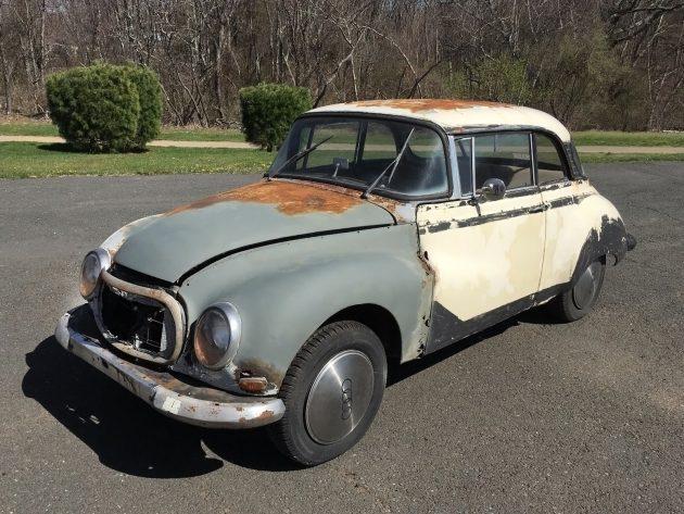 042416 Barn Finds - 1962 Auto Union 1000S - 1