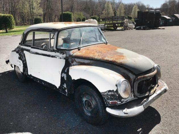 042416 Barn Finds - 1962 Auto Union 1000S - 2