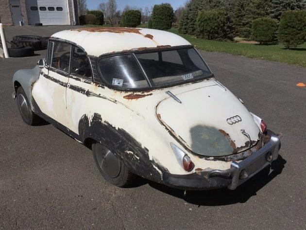 042416 Barn Finds - 1962 Auto Union 1000S - 3