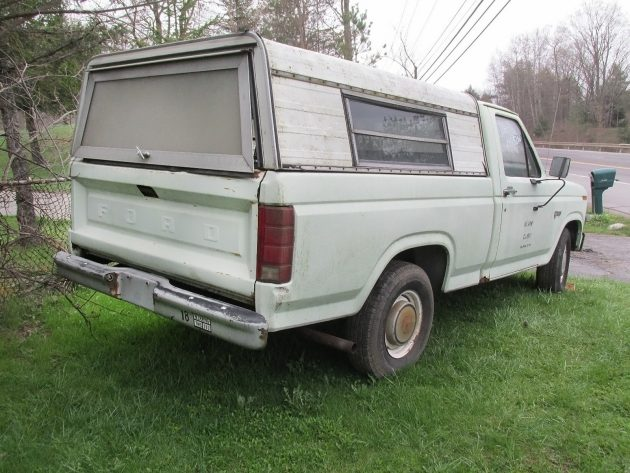 042416 Barn Finds - 1982 Ford F-100 - 2