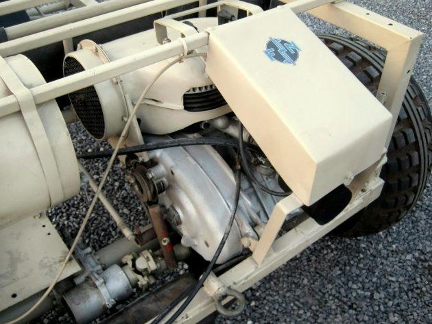 042516 Barn Finds - 1960 FN AS24 airborne folding trike - 5