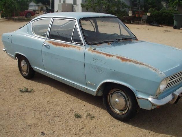 042516 Barn Finds - 1966 Opel Kadett B Kiemencoupe - 1