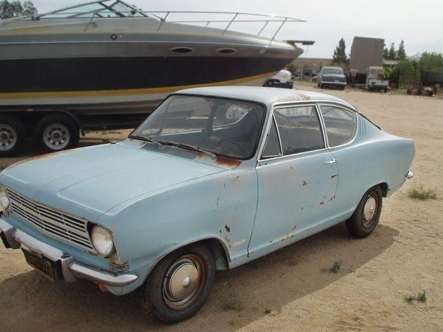 042516 Barn Finds - 1966 Opel Kadett B Kiemencoupe - 2