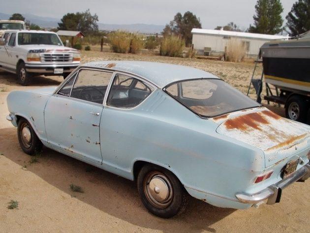 042516 Barn Finds - 1966 Opel Kadett B Kiemencoupe - 3