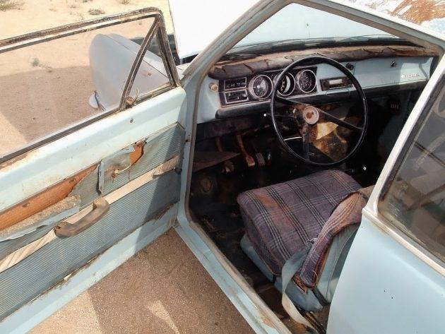 042516 Barn Finds - 1966 Opel Kadett B Kiemencoupe - 4