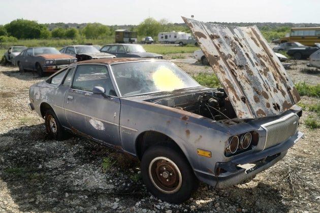 042516 Barn Finds - 1976 Mazda RX5s - 1