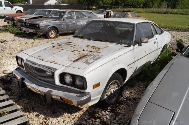 042516 Barn Finds - 1976 Mazda RX5s - 2