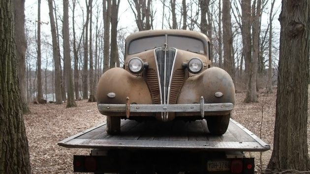 042616 Barn Finds - 1937 Hudson Terraplane - 2