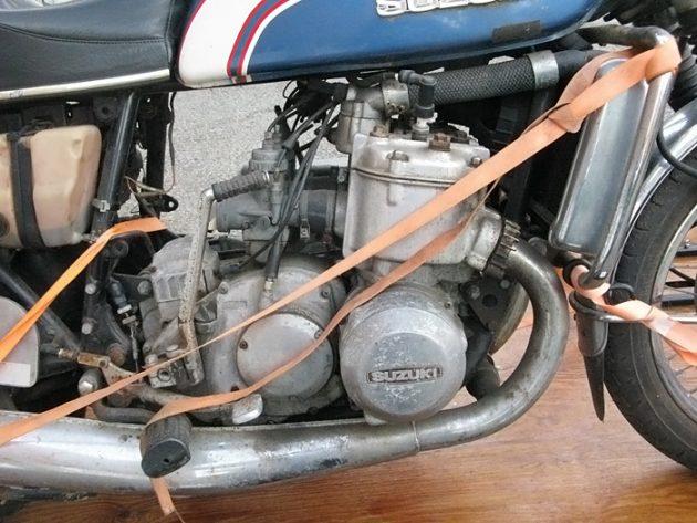 042616 Barn Finds - 1973 Suzuki GT750 - 3