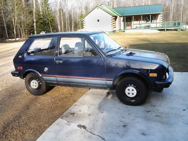 042716 Barn Finds - 1988 Yugo GV - 1