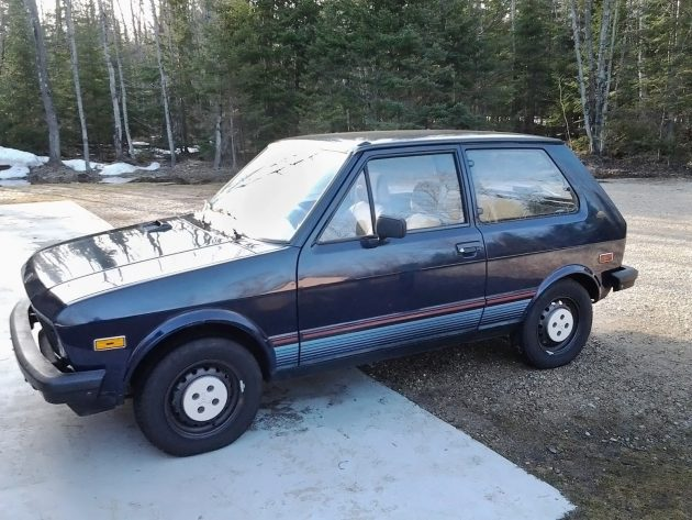 042716 Barn Finds - 1988 Yugo GV - 2