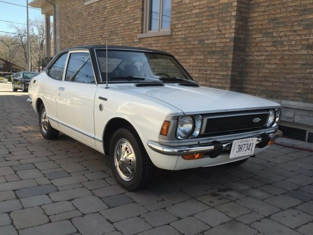 043016 Barn Finds - 1972 Toyota Corolla - 1
